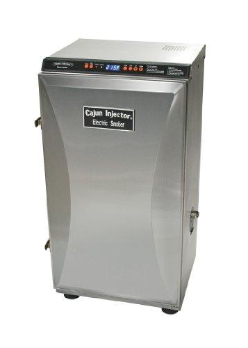 Cajun Injector Stainless Steel Electric Smoker